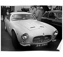Maserati A6G Poster