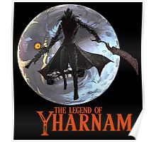 The Legend Of Yharnam Poster