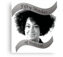Fifty Shades of Dolezal Canvas Print