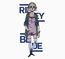 Riley Blue - Sense8 T-Shirt
