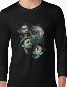 The Mountain Team Free Will Moon - Supernatural Edition T-Shirt