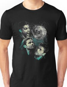 The Mountain Team Free Will Moon - Supernatural Edition Unisex T-Shirt