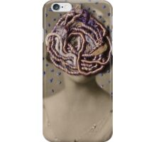 Water Woman, embroidered photo iPhone Case/Skin