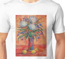 Still Life with Three Lemons Unisex T-Shirt