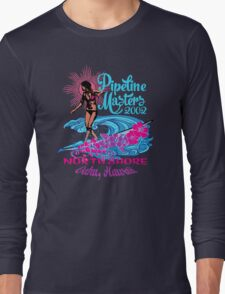 Pipeline Masters 2002 Long Sleeve T-Shirt