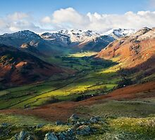 Great Langdale by David Lewins