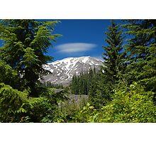 Mt. St. Helens, Washington Photographic Print