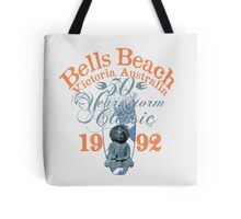 Bells Beach 50 Year Storm Classic Tote Bag