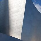 Disney Concert Hall, Los Angeles by Helen Watson