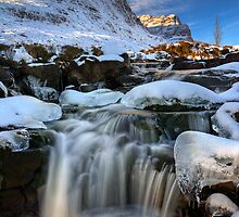 Russell Burn in Winter, Applecross. Scotland. by photosecosse /barbara jones