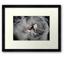 Wedding Detail Framed Print