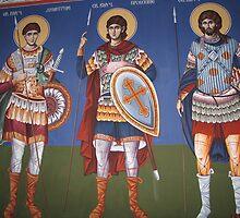 Holy Warriors by branko stanic