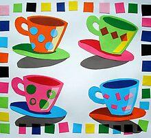 Coffee anyone? by nancy salamouny