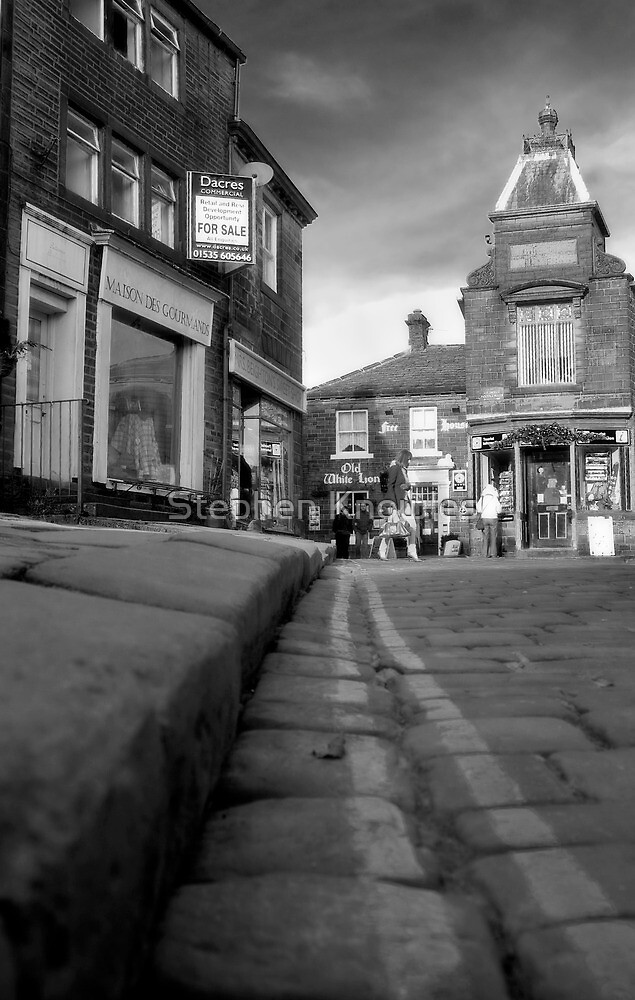 Haworth, West Yorkshire by Stephen Knowles