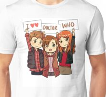 11th Doctor Squad Unisex T-Shirt