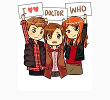 11th Doctor Squad T-Shirt