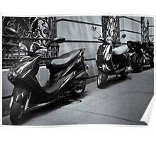 Scooters Poster