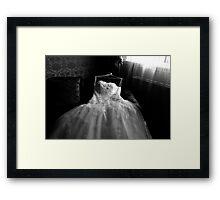 THE Dress. Framed Print