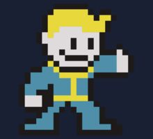 Mega-Vault-Boy by dopefish