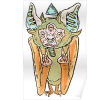 The Cult Bat Poster