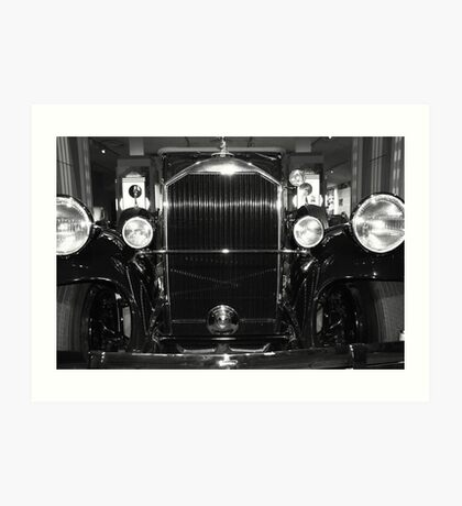 1931 Pierce Arrow  Art Print