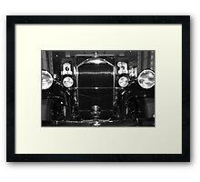 1931 Pierce Arrow  Framed Print