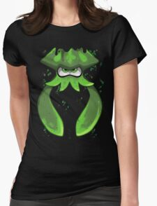 What Lurks Beneath The Ink Womens Fitted T-Shirt