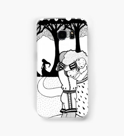 The Lovers Samsung Galaxy Case/Skin