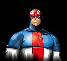 Captain Great Britain by Chairboy