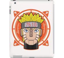 Mecha Naruto iPad Case/Skin