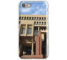 Boston City Hall I iPhone Case/Skin
