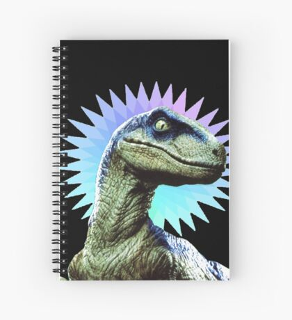 Watch the Queen Conquer Spiral Notebook