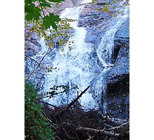 Beulach Ban Falls Photographic Print