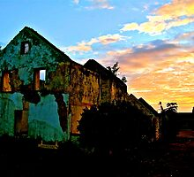 Sunset Kauai HDR: The Ruins of Colonialism by seanh