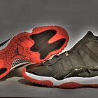 1995 O.G Nike Air Jordan XI by Ben Mattner