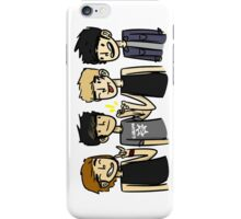 de boys iPhone Case/Skin