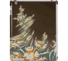 Beautiful  in Blue and Brown iPad Case/Skin