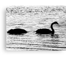 The Duckness Monster Canvas Print