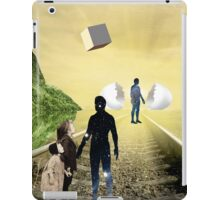 Warm Meeting  iPad Case/Skin