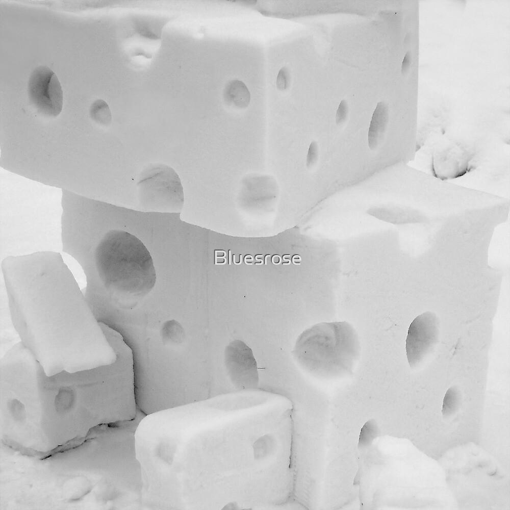 Swiss cheese by Bluesrose