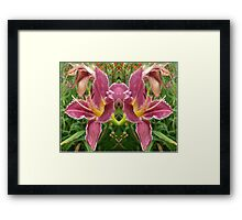 Anywhichway Framed Print
