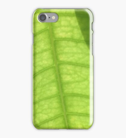 Be Green iPhone Case/Skin