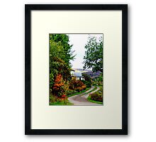 French River,Cape Breton Framed Print