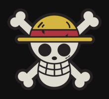 Straw Hat Crew Member by MoyArt