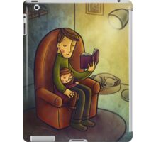 Reading stories iPad Case/Skin