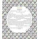 KETUBAH GOLD by feelings-art