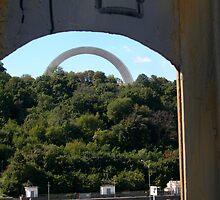 Kiev - Archs by Nina Zhiltsova