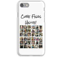 Cube Fnas Unite! iPhone Case/Skin