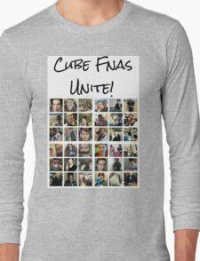 Cube Fnas Unite! Long Sleeve T-Shirt