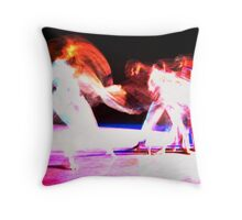 One Living Organism Throw Pillow